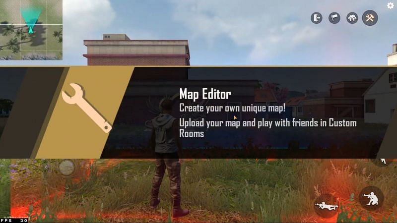 Craftland is the most exciting feature in Free Fire OB29 Advance Server (Image via Moniez Gaming)