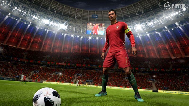 FIFA World Cup. Image via Sports Illustrated