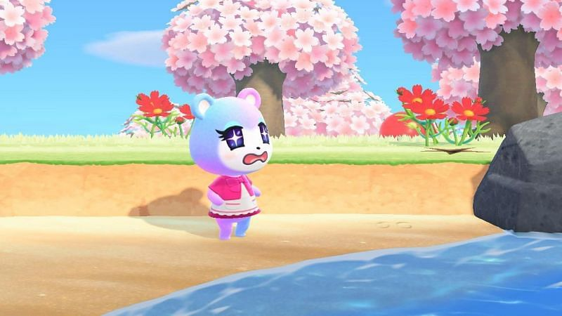 Judy in Animal Crossing. Image via Twinfinite