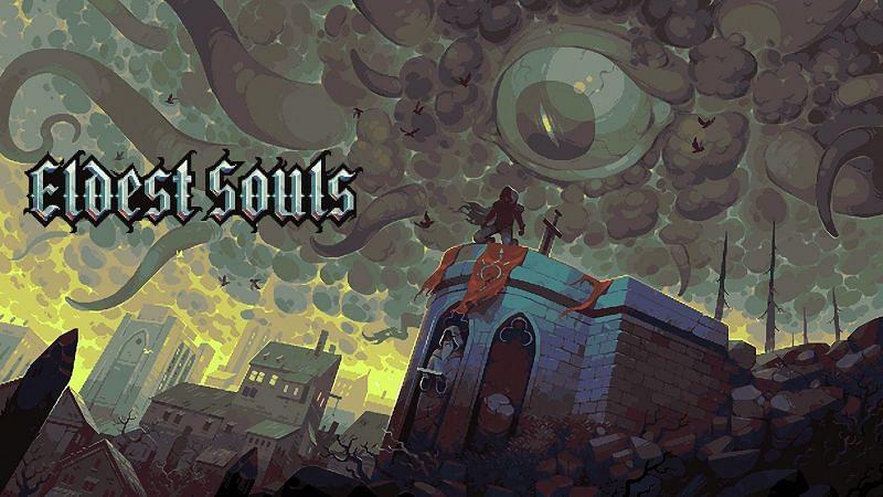 """Eldest Souls """"At the Door of Death """" trailer released (Image via United Label)"""