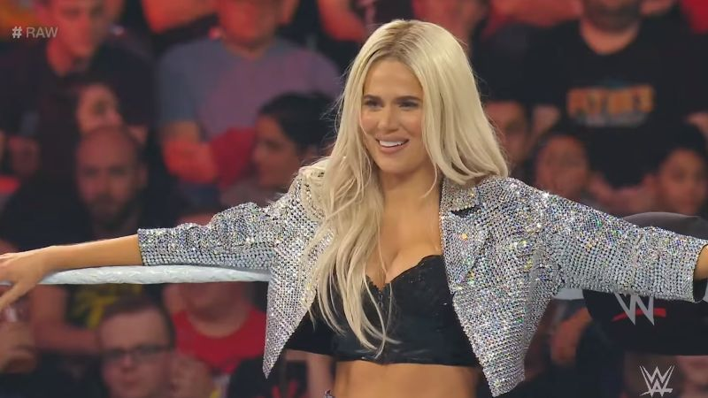 Former WWE Superstar Lana is now a free agent