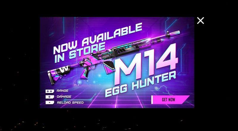 M14 Egg Hunter