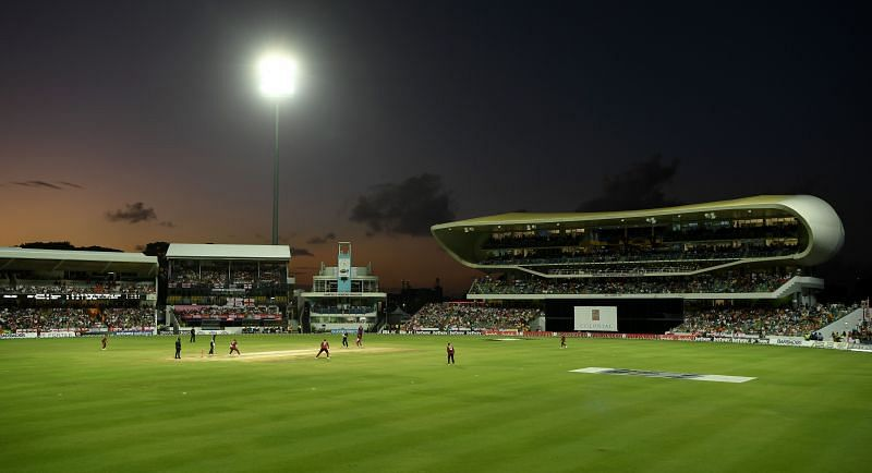 Kensington Oval will host the ODI series between West Indies and Australia