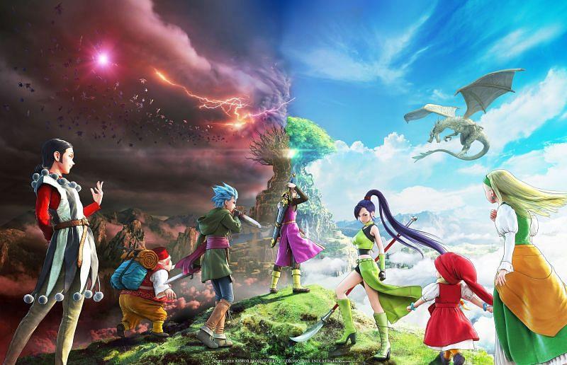 (Image via le wiki Dragon Quest)