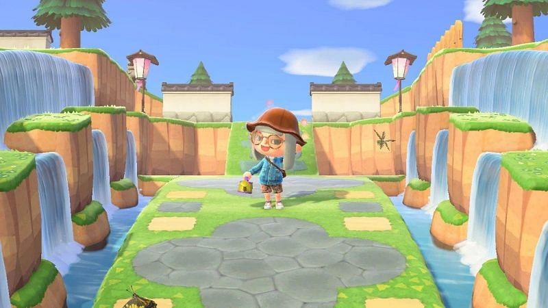 Islands. Image via Nintendo Life