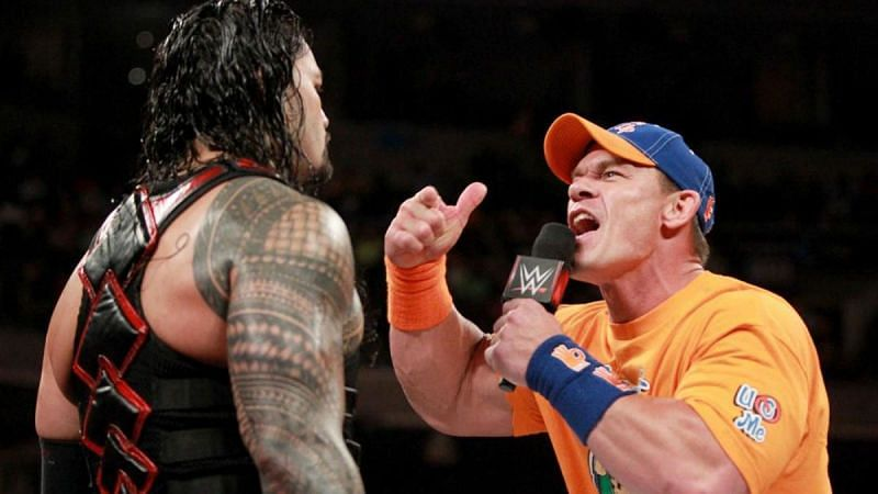 Both the superstars had a great rivalry in 2017