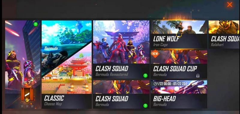 The new game mode is called Lone Wolf (Image via Moniez Gaming)