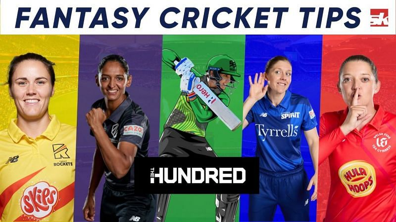 The Hundred Women's Competition Dream11 Fantasy Suggestions