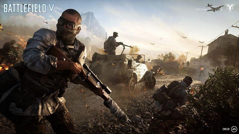 Battlefield V (Image via EA/DICE)