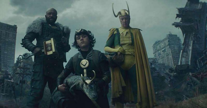 Loki Season 1 almost became a Lokiverse with the abundance of Loki variants (Image via Marvel)