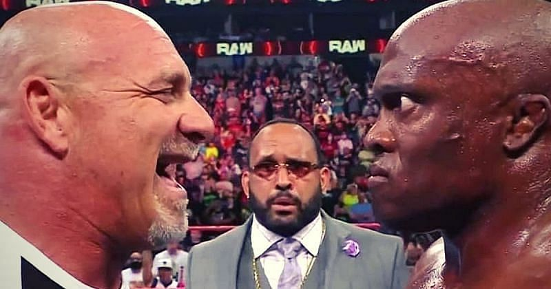 WWE दिग्गज गोल्डबर्ग ने वापसी कर बॉबी लैश्ले को दी थी चुनौती