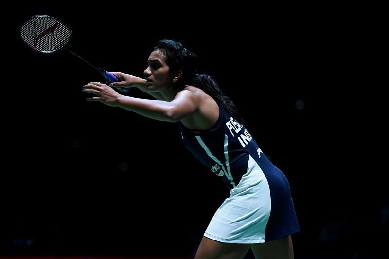 PV Sindhu got off to an emphatic win the women's singles event in badminton