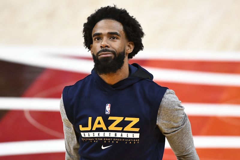 Utah Jazz veteran guard Mike Conley suffered a hamstring injury against the LA Clippers