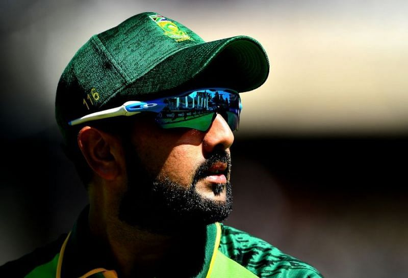 Tabraiz Shamsi has become South Africa's biggest T20I bowling weapon