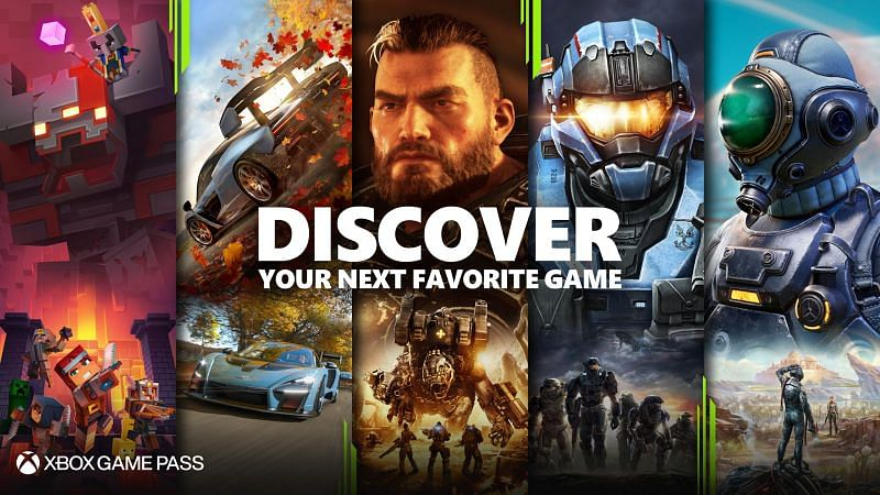 Top 10 must-play franchises on Xbox Game Pass (Image by Xbox)