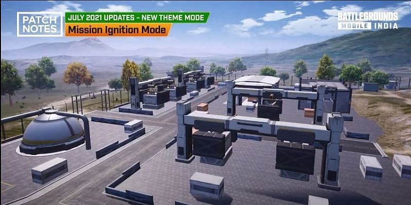 Mission Ignition Mode in 1.5 update (Image via Krafton)