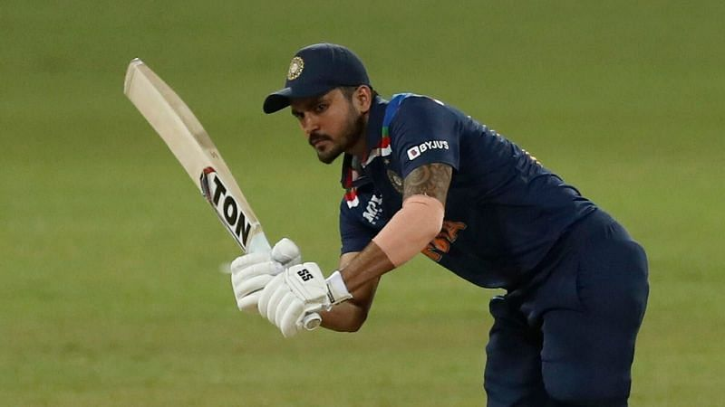 It is a tricky situation for Manish Pandey ahead of the third ODI