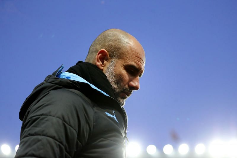 Pep Guardiola could not keep Jadon Sancho at Manchester City