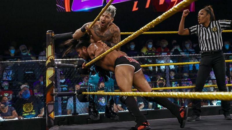 WWE में भारतीय सुपरस्टार का धमाकेदार प्रदर्शन, जबरदस्त मुकाबले में 36 साल के रेसलर को दी करारी शिकस्त