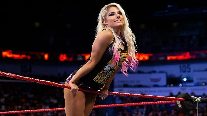Alexa Bliss in WWE
