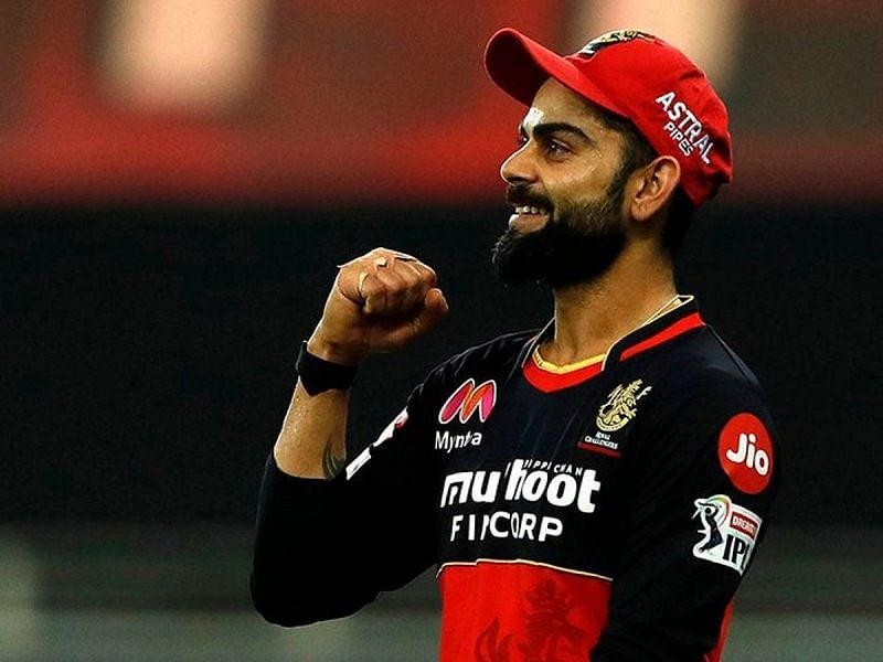 RCB shared a picture of <a href='https://www.sportskeeda.com/player/virat-<a href='https://www.sportskeeda.com/player/virat-kohli' target='_blank' rel='noopener noreferrer'>