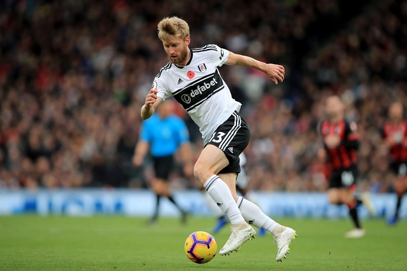 Ream is currently on the books at Fulham