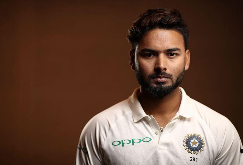 Rishabh Pant reaction about test series against England ऋषभ पंत ने इंग्लैंड  के खिलाफ टेस्ट सीरीज को लेकर दिया बड़ा बयान