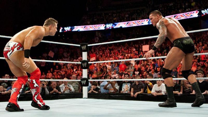 WWE: The Miz   Randy Orton
