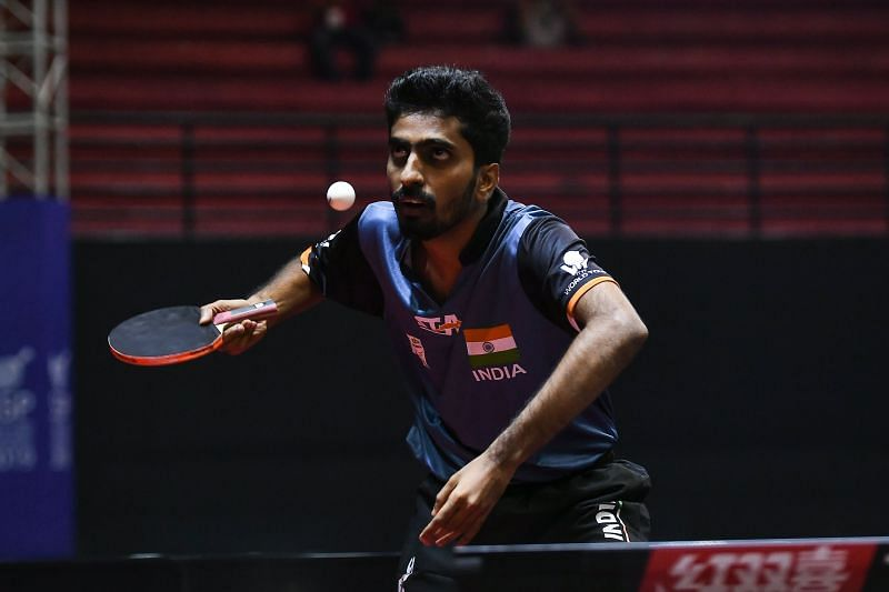 Mobile Phone to become G Sathiyan's best friend and mentor at Tokyo Olympics 2020