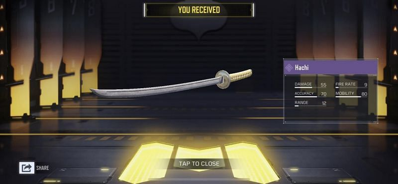 Free Hachi is coming to COD Mobile soon (Image via COD Mobile)
