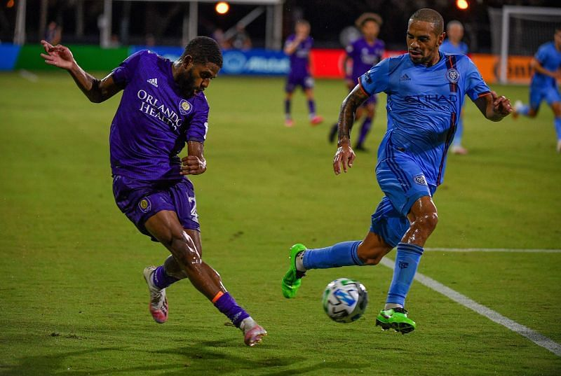 Orlando City take on New York City FC this weekend