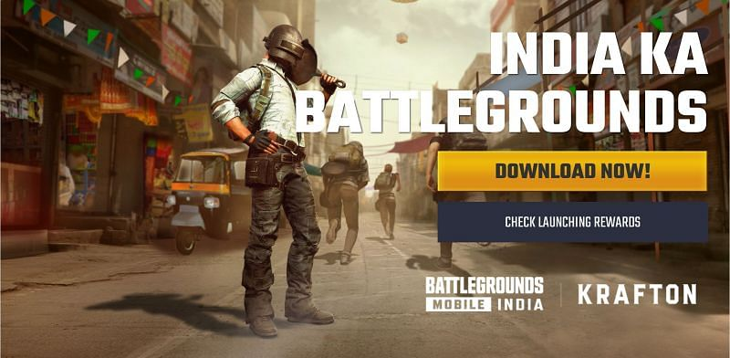 Battlegrounds Mobile India can be downloaded from the Google Play Store or the official BGMI website