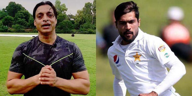 शोएब अख्तर ने टेस्ट क्रिकेट से संन्यास लेने वाले खिलाड़ियों को लताड़ लगाई है