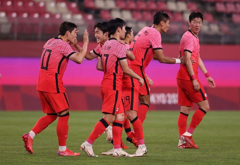Korea Republic U23 take on Honduras U23 this week