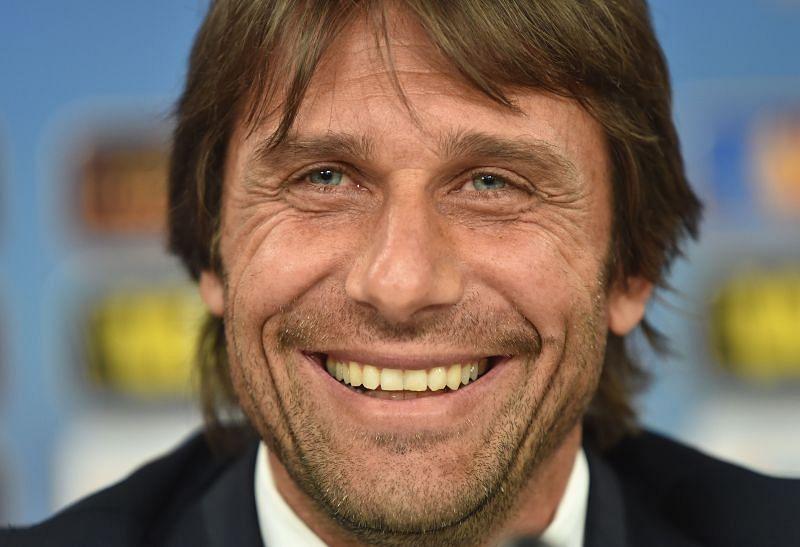 Antonio Conte's appointment helped transform Juventus