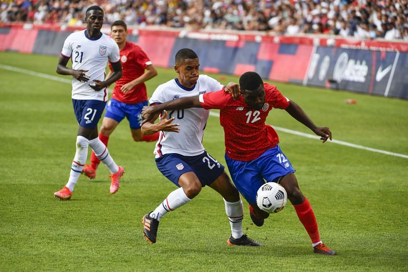 Costa Rica have a strong squad