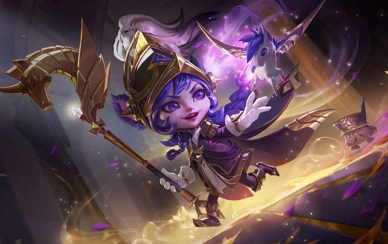 The Glorious Lulu skin (Image via Riot Games)