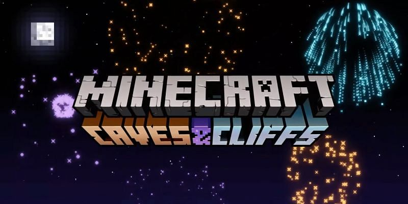 Minecraft Caves and Cliffs update (Image via Mojang)