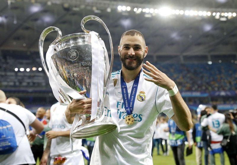 Benzema has played four Champions League finals in the last decade, scoring in one too