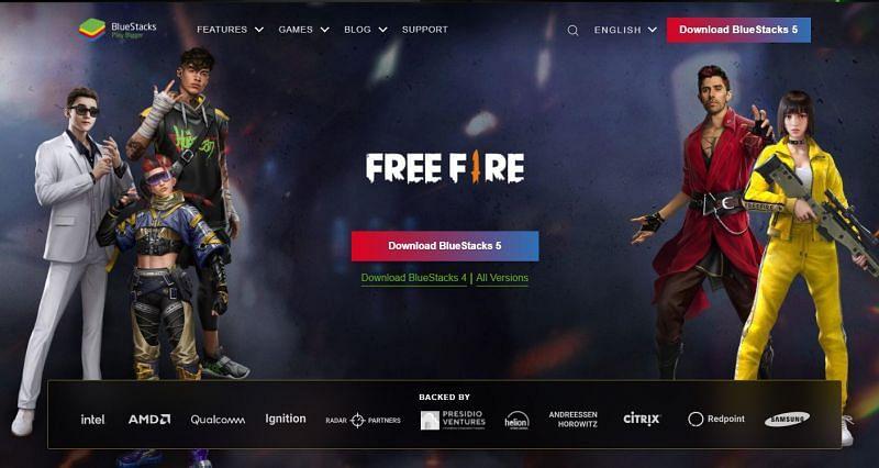 BlueStacks is the best emulator to play Garena Free Fire on PC (Image via bluestacks.com)