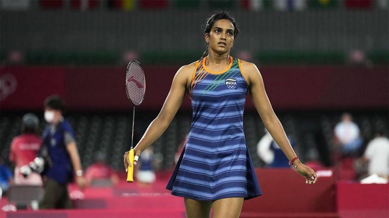 PV Sindhu (Olympics 2021)