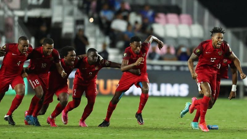 Guadeloupe are looking to improve their standings from a decade ago with a defeat of Suriname