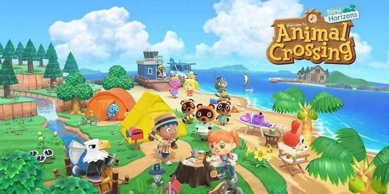 Animal Crossing. Image via Nintendo