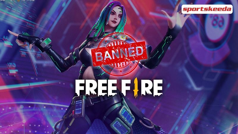 Many players get their accounts banned in Free Fire due to hacking and cheating