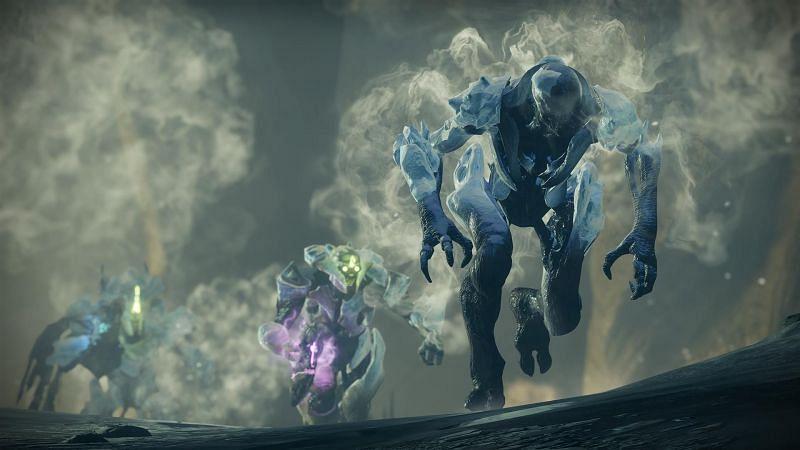 Destiny 2 enemy faction: Hive (Image via Bungie)