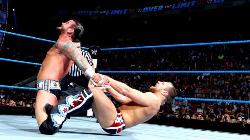 CM Punk and Daniel Bryan in WWE