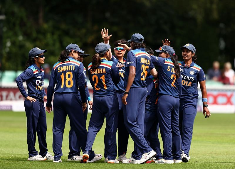 Can India women end the England tour with a series win?