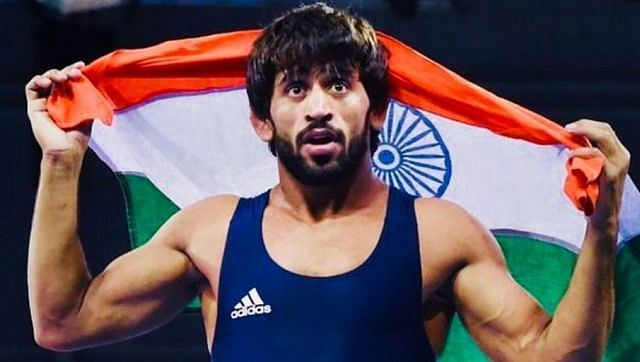 """To Tokyo to claim what's ours"""": Bajrang Punia flies to Olympics 2021  shouldering India's gold medal hopes"""