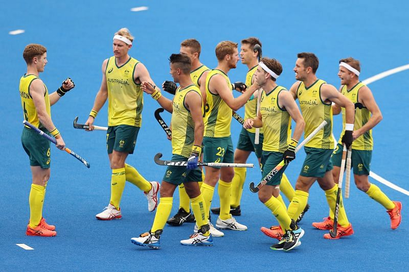 The Kookaburras have been unstoppable as always.