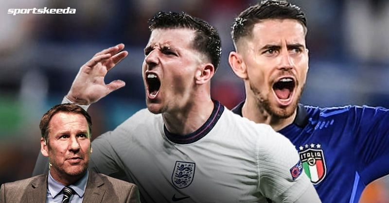 England and Italy are one game away from winning Euro 2020